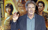 Harrison Ford, actor que interpretó el papel de Indiana Jones