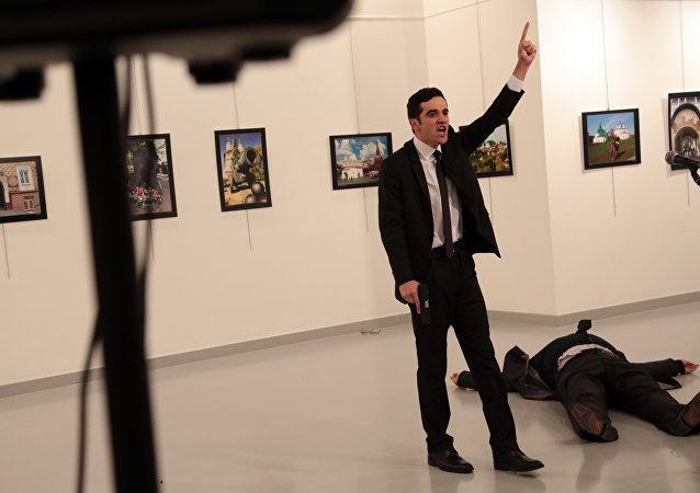 El asesinato del embajador ruso en Turquía