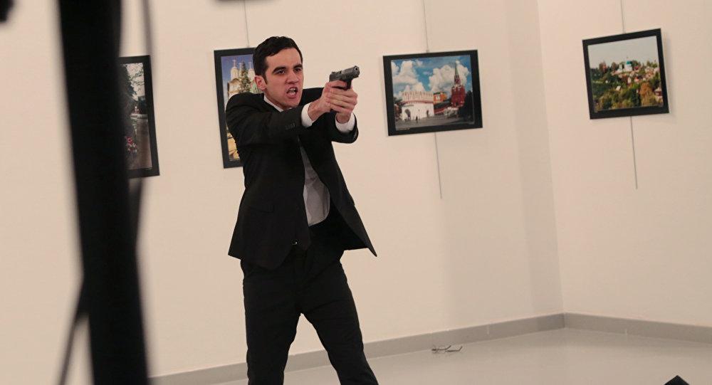 Embajador ruso muere por disparo en Turquía 1065676078