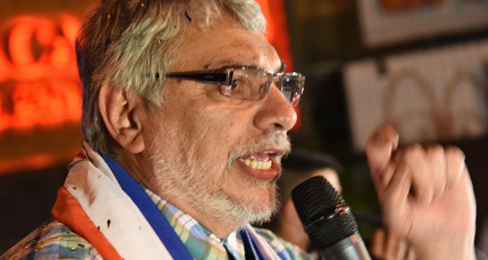 Fernando Lugo, expresidente de Paraguay
