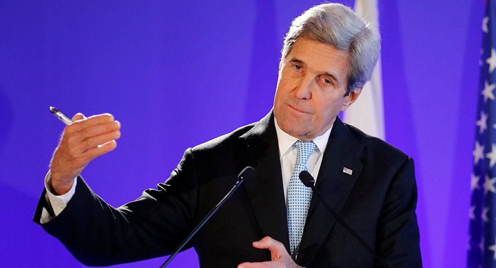 John Kerry, exsecretario de Estado de EEUU