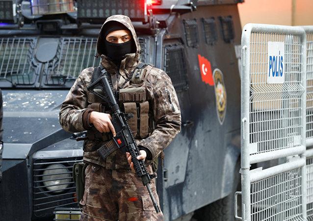Fuerzas especiales de Turquía (archivo)