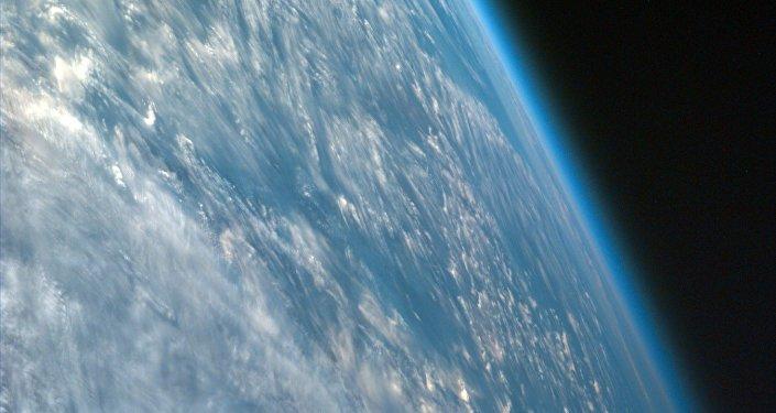 La Tierra desde el espacio (imagen referencial)