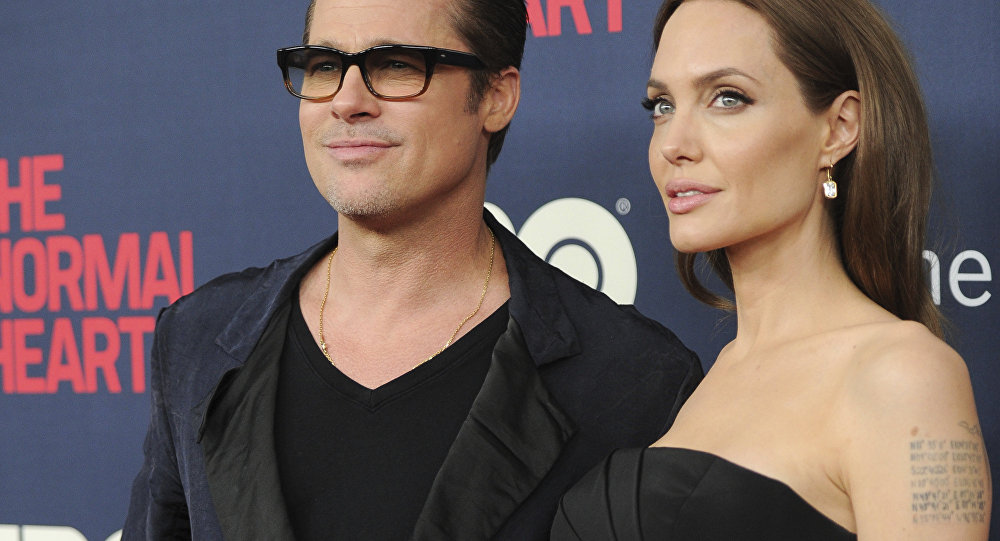Angelina Jolie y Brad Pitt en una imagen de archivo