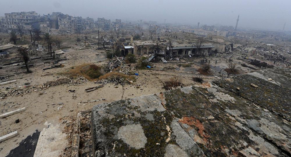 Alepo (imagen referencial)