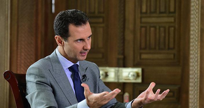 Asad: La liberación de Alepo es una victoria de Rusia e Irán