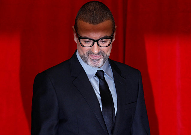 George Michael, cantante británico