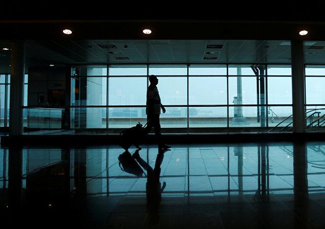 Aeropuerto internacional del Cairo, Egipto