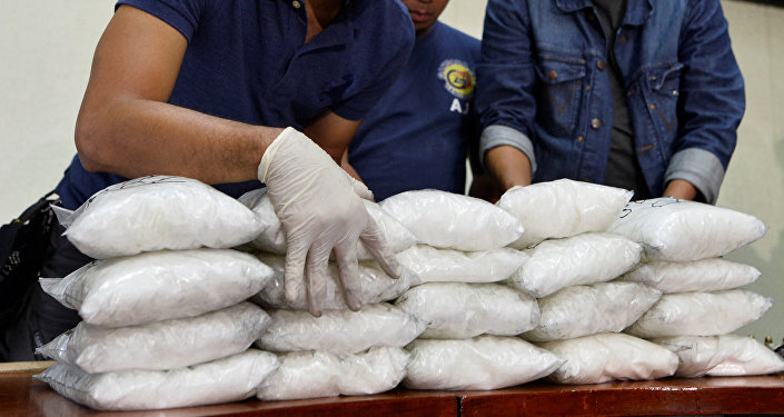 Policía filipina suspende la