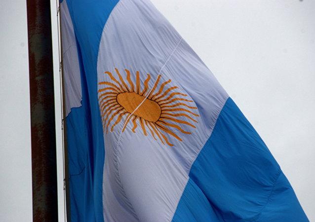 Bandera de Argentina (archivo)