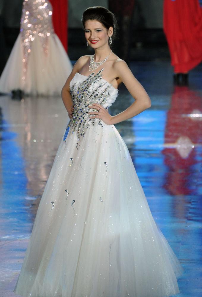 El concurso de belleza internacional La Reina de las Nieves