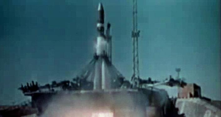 Los primeros candidatos para volar al espacio de la URSS