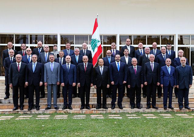 El nuevo Gabinete de ministros de Líbano