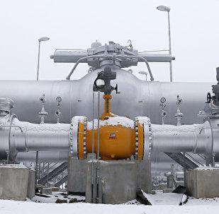 Un gasoducto en la República Checa conectado a Nord Stream
