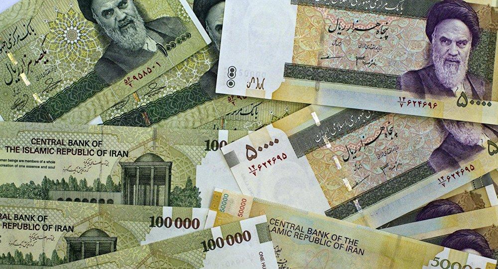 Riales iraníes (archivo)