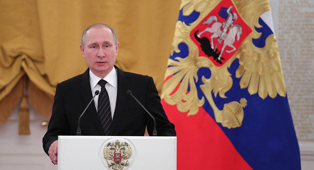 Putin invita a los hijos de los diplomáticos de EEUU en Rusia a fiesta navideña en el Kremlin