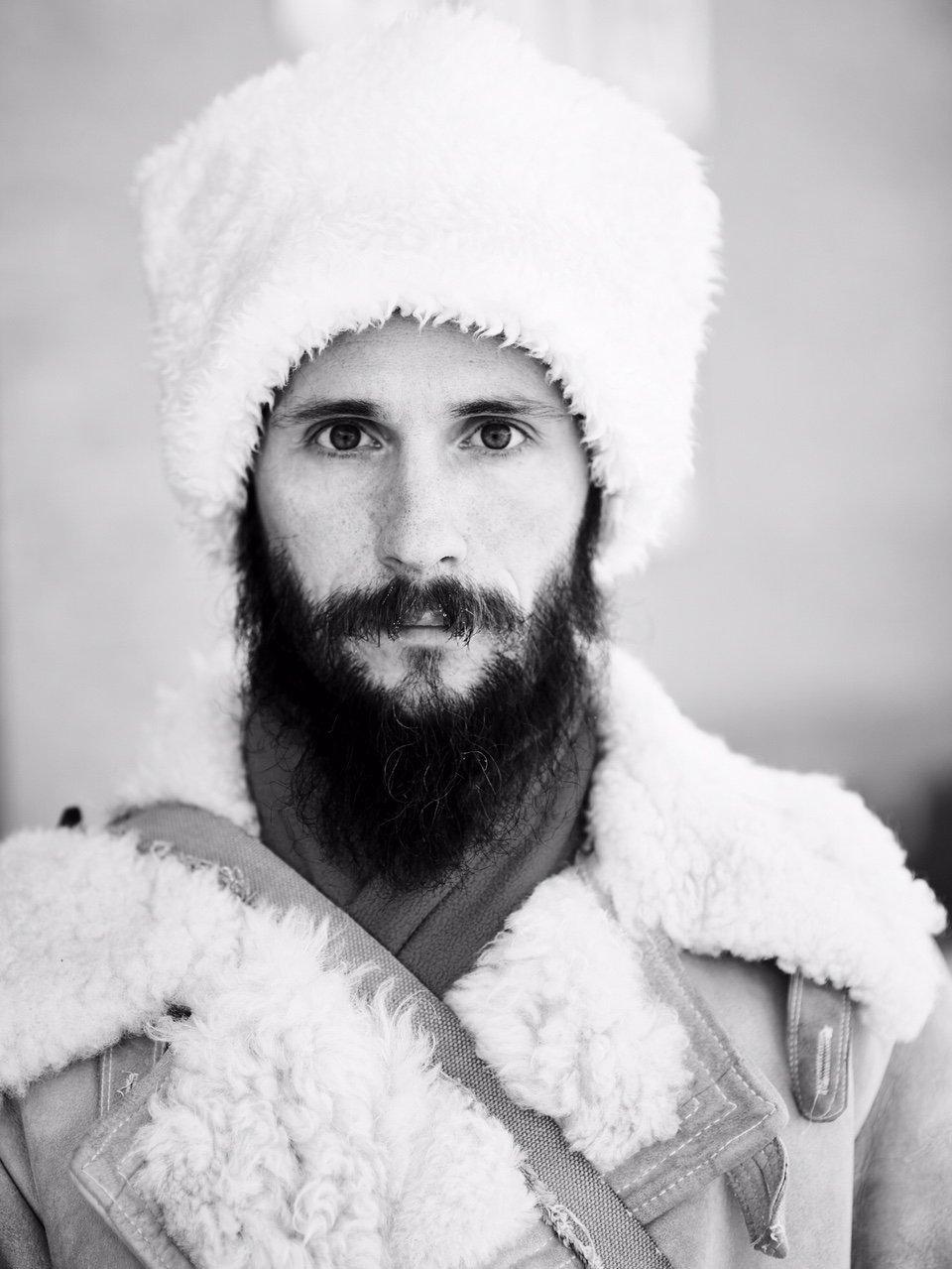 Aleksandr Romanovskiy, el guía ruso en Spitsbergen