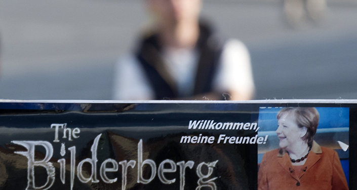 GERMANY PROTESTS BILDERBERG CONFERENCE