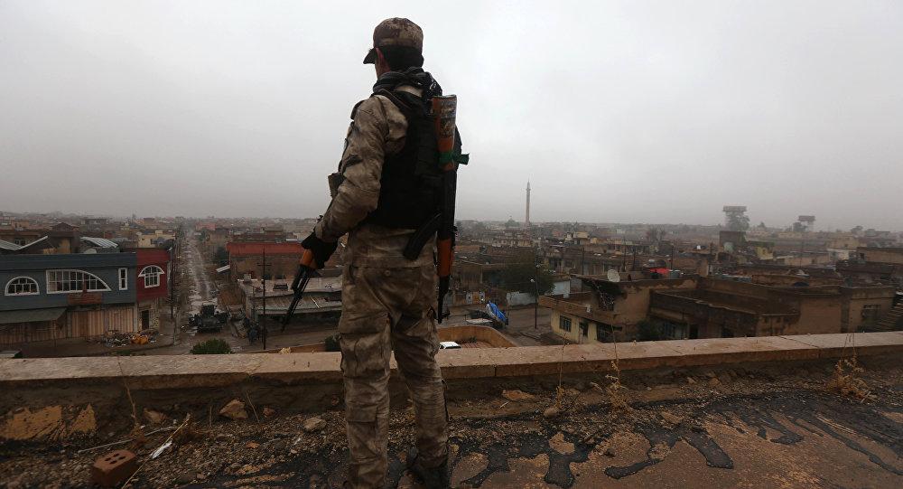 Soldado iraquí (archivo)