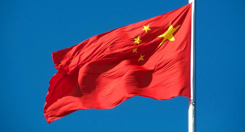 La bandera de China (imagen referencial)