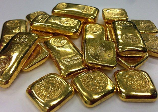 Oro (imagen ilustrativa)