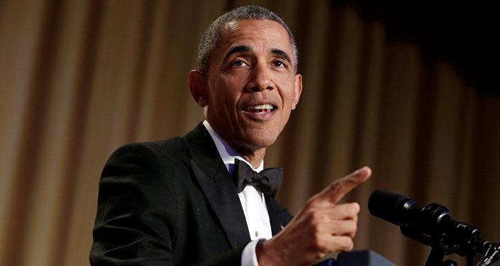 Barack Obama, expresidente estadounidense (archivo)