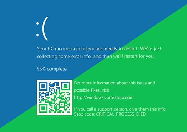 'Pantalla de la muerte' de Windows 10