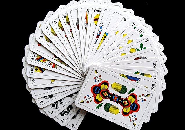Mazo de cartas