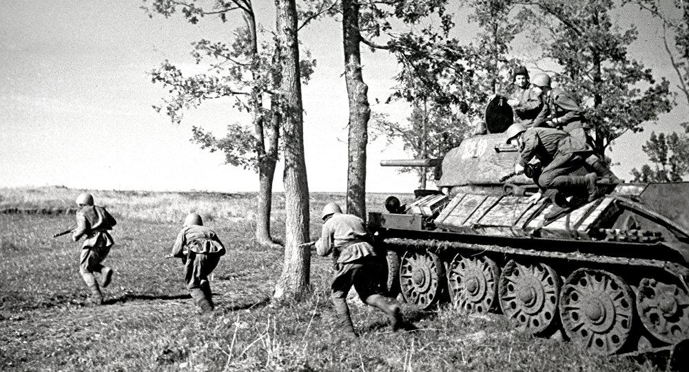 La batalla de Kursk, 1943