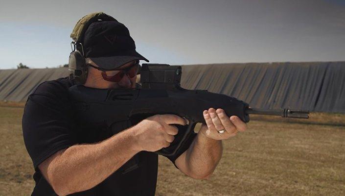 El fusil Vektor CR21 Bullpup