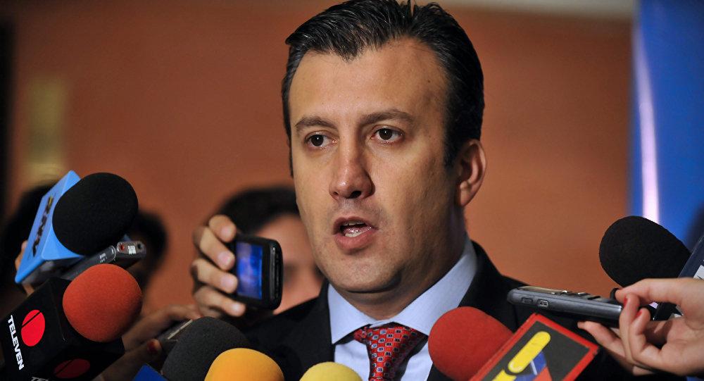 Tareck El Aissami, gobernador del estado de Aragua, Venezuela