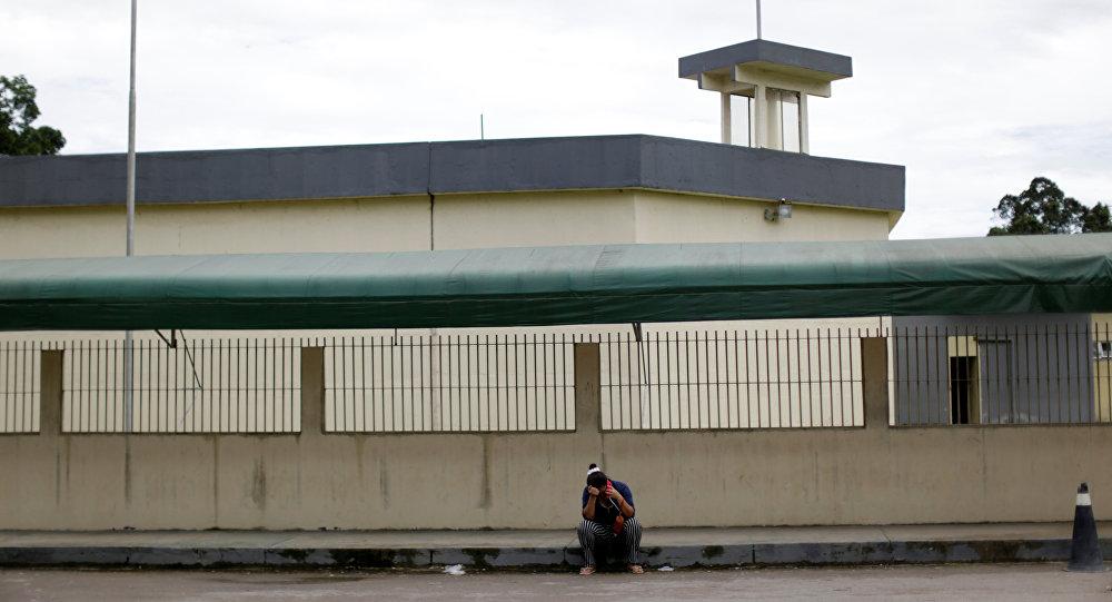 La cárcel Anísio Jobim de Manaos
