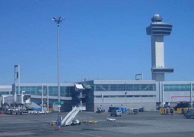 El aeropuerto de JFK en Nueva York (archivo)
