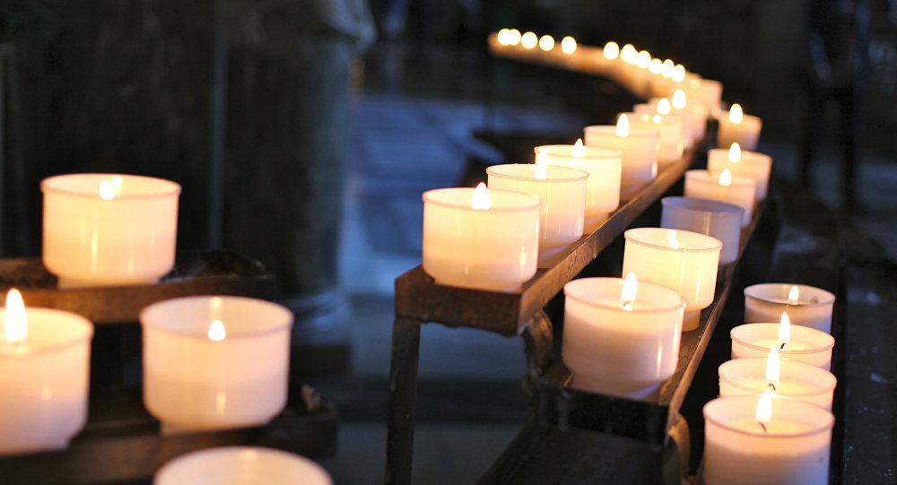 Homenaje a las víctimas del incendio en Londres