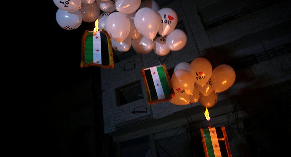 El alto el fuego en Siria