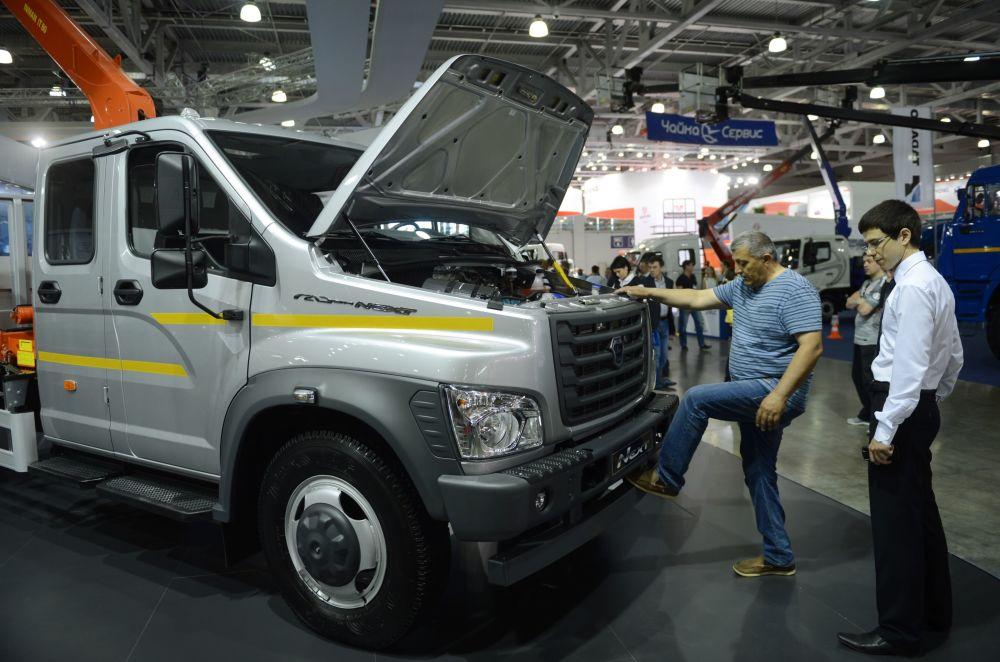 Carruajes y vehículos anfibios: GAZ, 85 años de historia de la automoción rusa