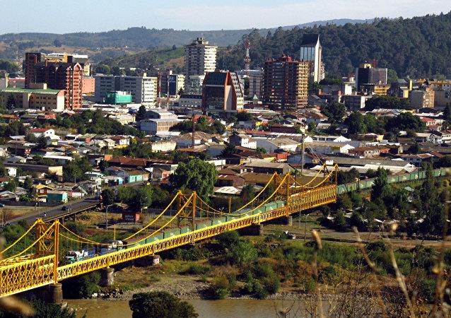 Temuco, la capital de La Araucanía