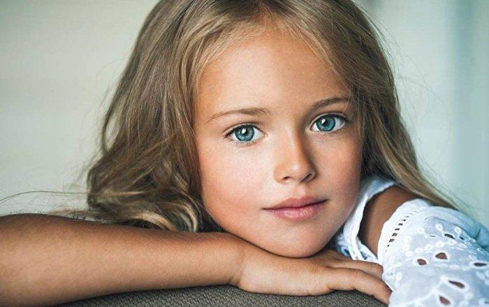 117cbc9366 Una niña rusa