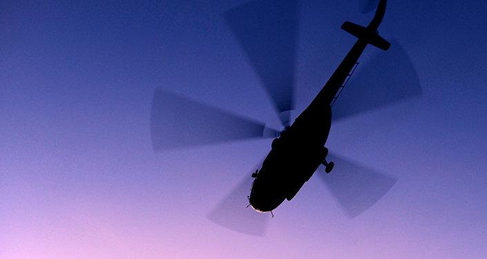 Helicóptero Mi-17