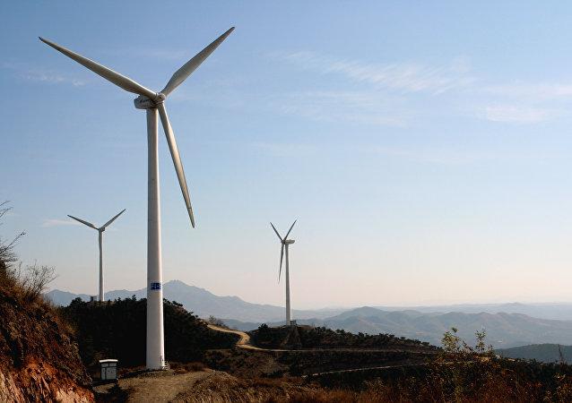 Parque Eólico de Tangshanpeng