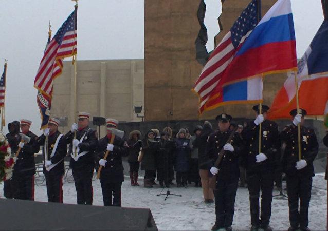 Homenaje estadounidense a las víctimas de la tragedia del Tu-154