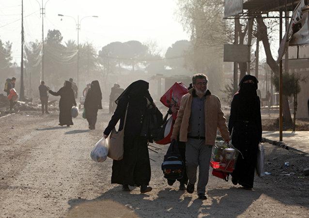 Los iraquíes