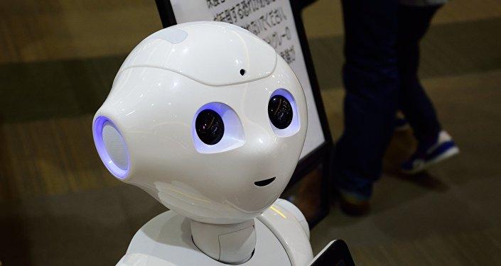 Un robot japonés