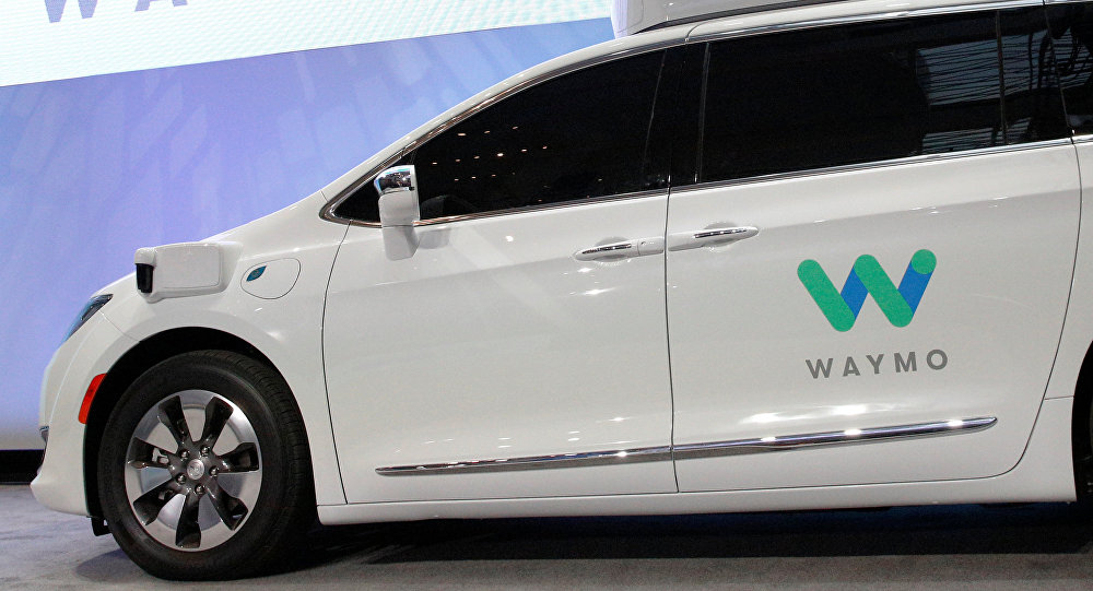 El nuevo coche autónomo de Waymo, la compañía de Google