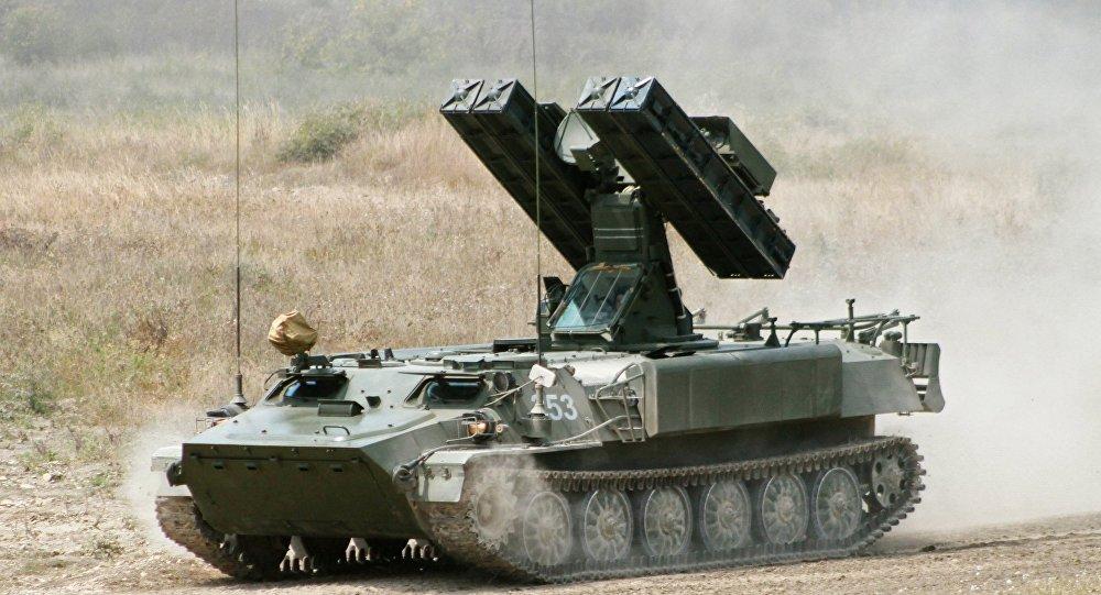 Strela, complejo de misiles teledirigido