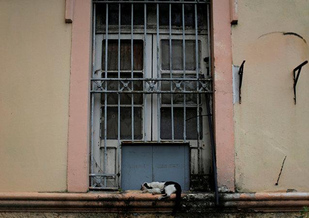 Cárcel de Manaos en Brasil