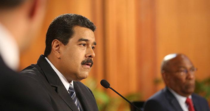 Nicolás Maduro (archivo)
