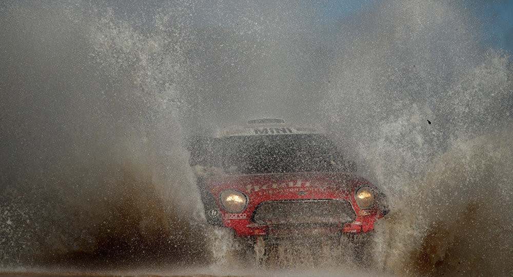Rally Dakar (archivo)