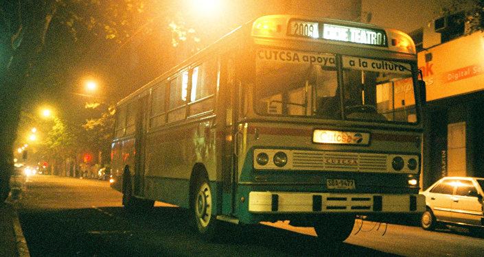 Un autobus de Cutcsa