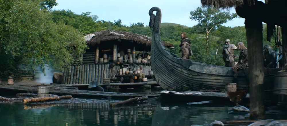 Vikingo (captura de pantalla)